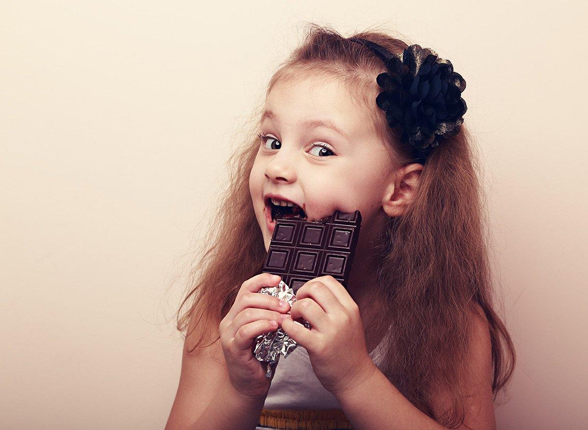 Kids and Sugar Intake